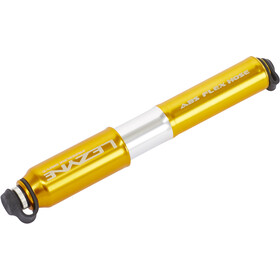Lezyne Pressure Drive Mini Pump small gold